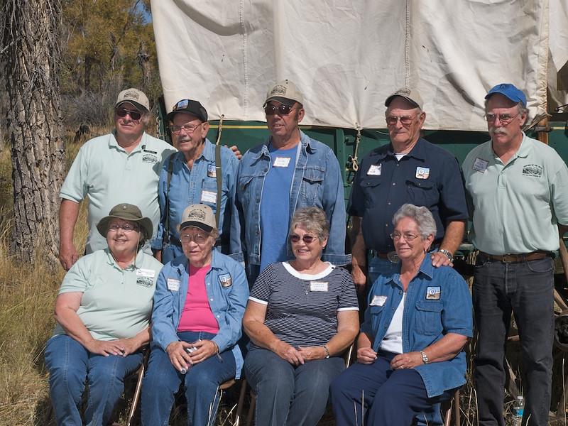 Oregon California Trails Association members