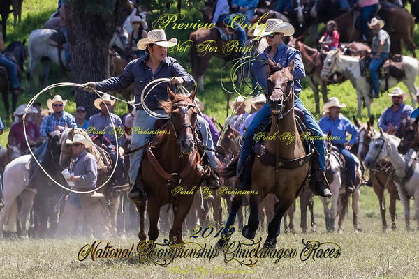 Thursday Pasture Roping