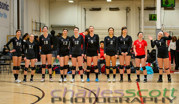 East County Volleyball Academy