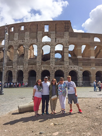Alumni Trip 2016 - Italy