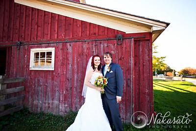 Katie & Scott {wedding day}