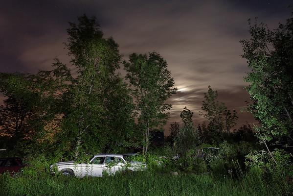Scrapyard Nights