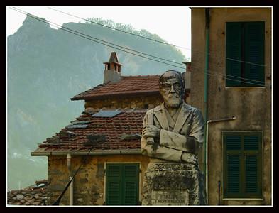 Colonnata nelle Apuane (Carrara)
