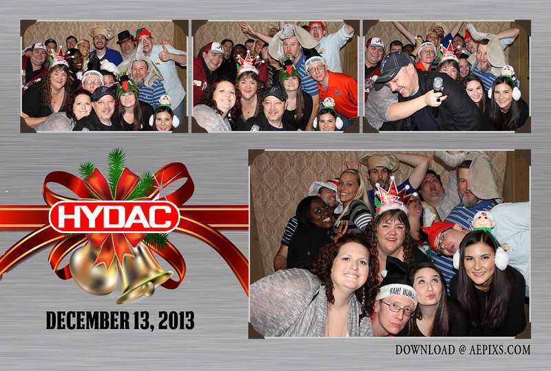 Hydac Christmas Party 2013