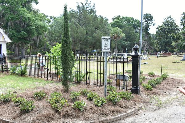 OGCS Community Service Planting Day 05-13-16