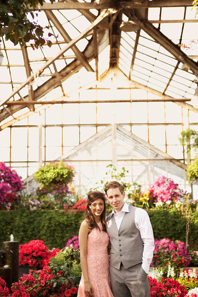Le Cape Weddings - Neha and James Engagement Session at Salvage One Chicago - Indian Wedding  108.jpg