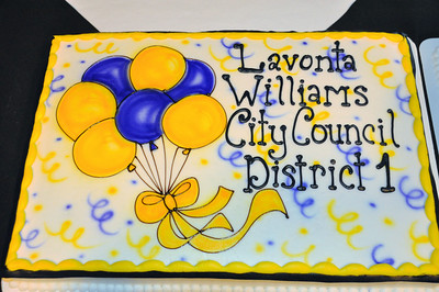 Lavonta Williams City Council Campaign Reception April 2, 2013
