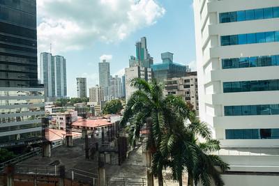 Panama by land - Sat Feb 8