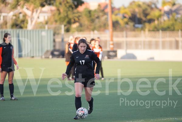 Varsity Girls Soccer @ Edison HS
