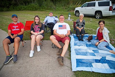 Southlake Fireworks 2021