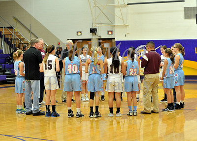 Resurrection vs Sacred Heart Girls Basketball