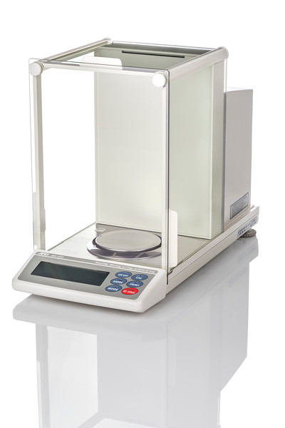 AND Weighing Product Photography