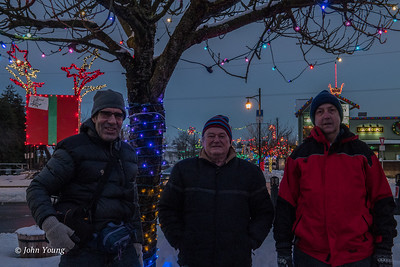 Ladysmith Christmas Lights-12-13-16