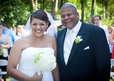 Hussey-Goldsmith Wedding