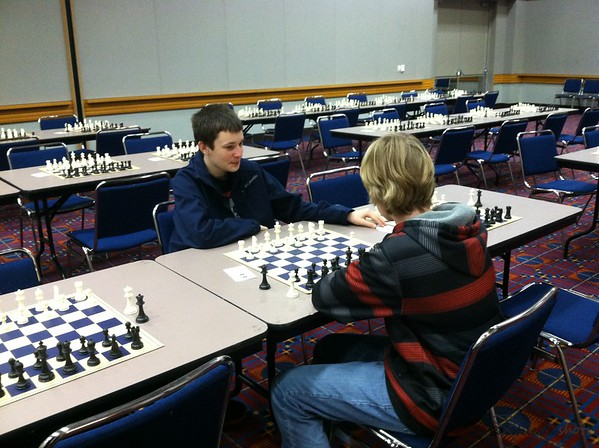State Chess 2014