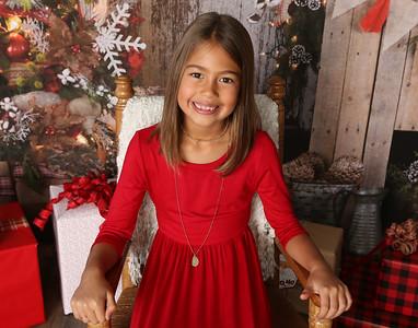 Felicity's Christmas Mini