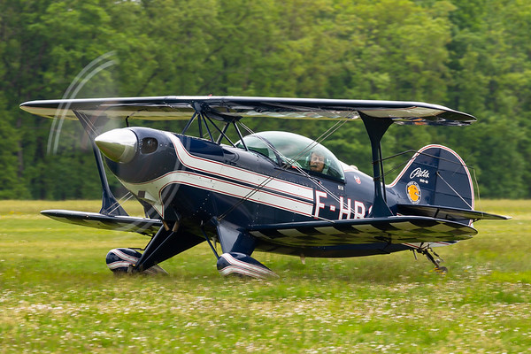F-HBOB - Aviat Pitts S2-B Special