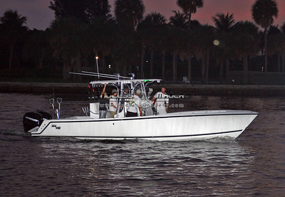 2009 Pompano Beach Saltwater Slam - Morning Check-Out