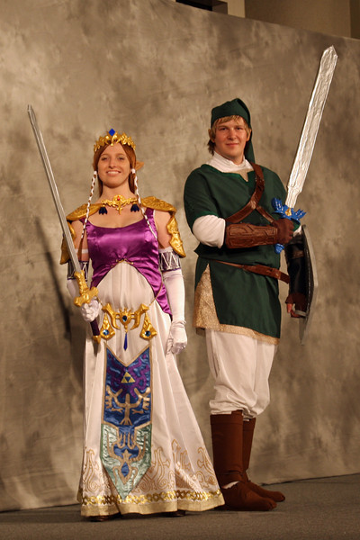 Twilight Princess: Link & Zelda