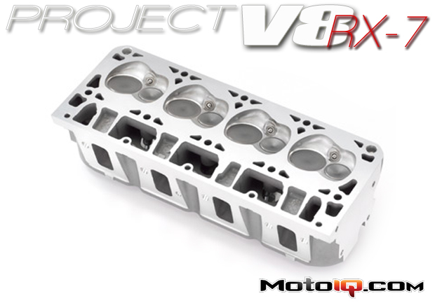 Project V8 RX-7: Part 3- Inside the GM LS3 Cylinder Head
