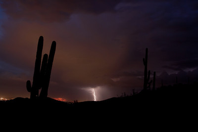 Tuscon Monsoon