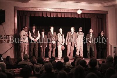 Burnham Hall's 100th