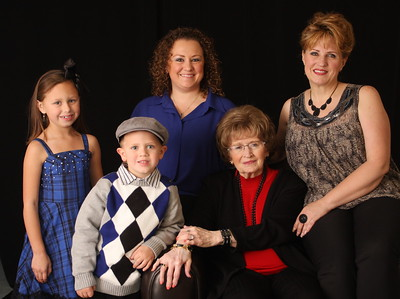 Little Diamonds Family Portraits 2011
