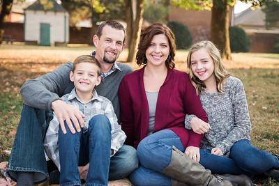 Tiffany Darks Family