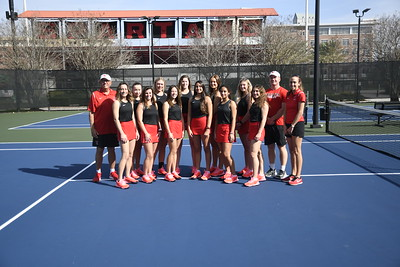 2021 Tennis Team Photos