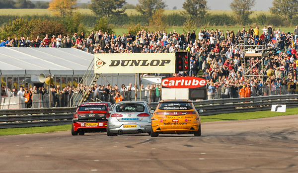 BRITISH TOURING CAR CHAMPIONSHIPS