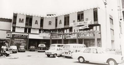 1972 - BANGUNAN MARA DI BUKIT MERTAJAM