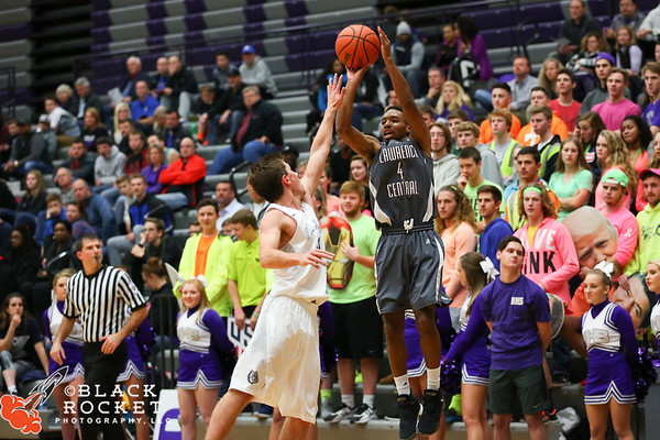 Bears vs. Brownsburg 11-23-16