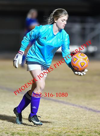 1-22-18 - Northwest Christian vs PCDS (Phoenix Country Day School) - Girls Soccer