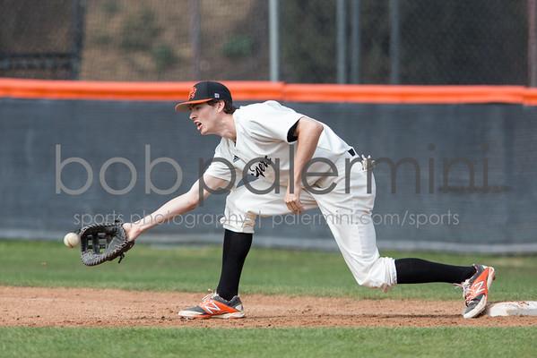 Oxy Baseball vs CalTech 2-21-15