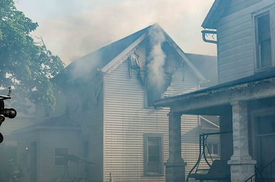 06-07-18 Coshocton FD - House Fire