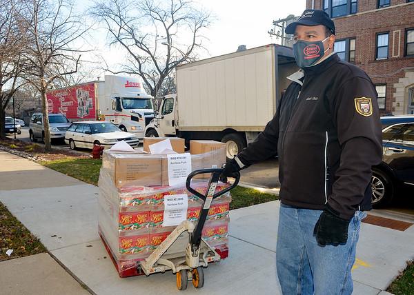 PUSH sort and bag food 12032020