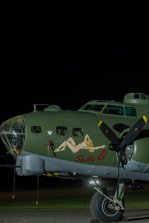 An evening at Abingdon Country fare with Sally B and friends