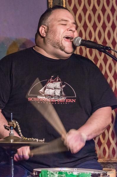 Connor McRae Hammergren--The Red Apple Trio @ Schooners.