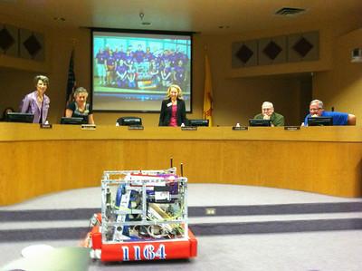 School Board Demo 2013