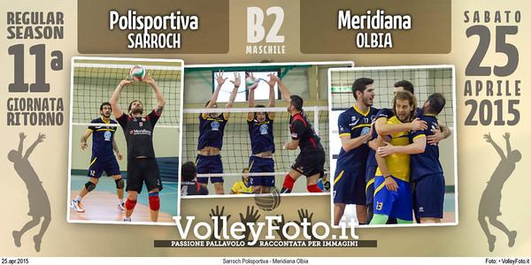 Sarroch Polisportiva - Meridiana Olbia