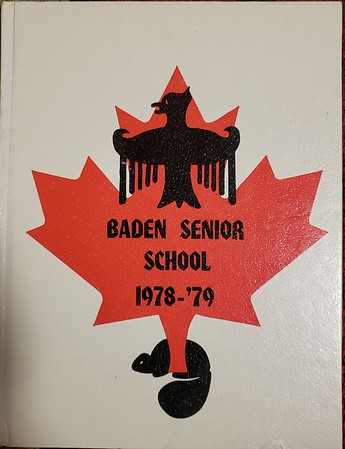 Baden Senior School 1978-1979 Yearbook