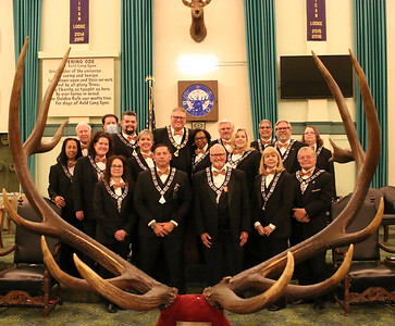 3/31/21 Installation of Officers