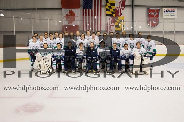 "Ryken Varsity II & Varsity Prep Ice Hockey Team ""Proofs"" 12-14-16"