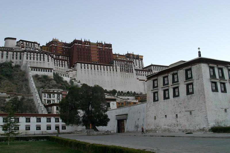 Qinghai -Beijing to Tibet Railway, Beijing to Lhasa  Oct  2006