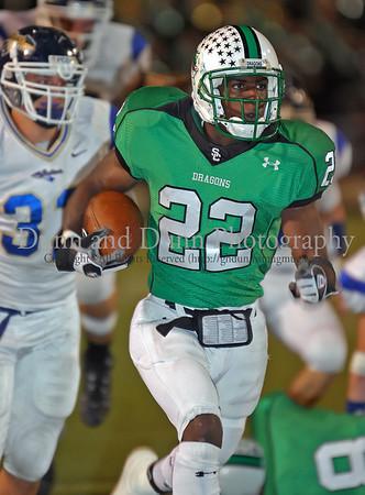 2007-10-26 - Keller High School v. SL Carroll  - Football Photos  (pre-game, game and post-game photos)