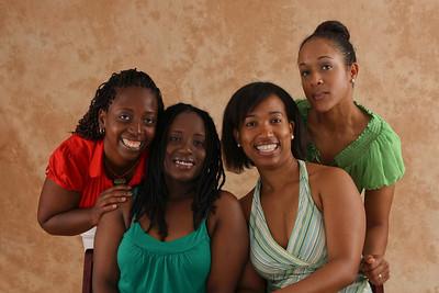 2008 Nicole L & Sisters