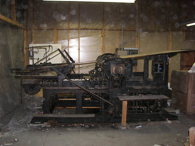 "Miehle ""Pony"" Press"