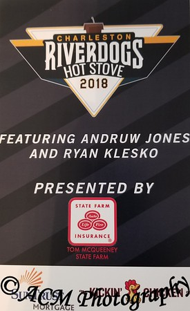 14th Annual Hot Stove Banquet featuring Andruw Jones and Ryan Klesko