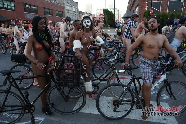10 June 2017 WNBR Chicago