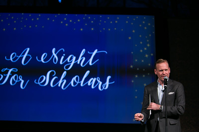 A Night for Scholars